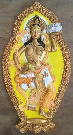Quality Works Of Art And Gifts From The Heart/ Original sculpted Buddhist art-works & wall decor, divine incense, dharma t-shirts, bags & iPhone covers 3d Words, Sacred Feminine, Buddhist Art, Incense, Sculpting, Sculptures, Princess Zelda, Wall Hangings, Goddesses