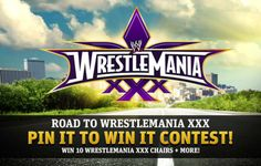 Don't miss the biggest event in sports-entertainment history! Tune in for WrestleMania XXX April 6th at 8/7 CT on PPV or WWE Network. For more info visit: https://WrestleMania.com!