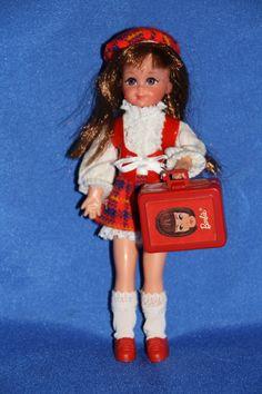 European Chris Doll in RARE Tutti Outfit Grosse Reise 1972 C | eBay