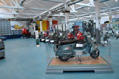 PIAGGIO MUSEUM tells the #history of #products that represent excellence in #creativity and technological competence, while exalting the entrepreneurial capabilities of the people who designed and produced them. #Vespa #scooter cutomized by Salvador #Dalì #autograph - #Piaggio #Museum Pontedera #Tuscany. Discover more! http://www.museopiaggio.it/en/index_en.html