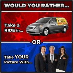 #PCH wants to know which would you rather do?