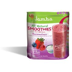 Coupons for FREE and $1 off Jamba Juice At Home Kits complimentary in my #SurfsUpVoxBox from Influenster! So Excited to try these! #JambaJuice @InfluensterVox