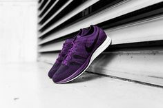 Look Out For The Nike Flyknit Trainer Night Purple This Friday