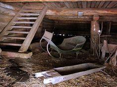 My hiding place by enfersantos