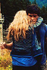 he wanted to hug her