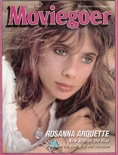 Rossana Arquette, New Star, Hollywood Stars, Feature Film, Magazine Covers, Photoshoot, Actresses, Celebrities, Singer