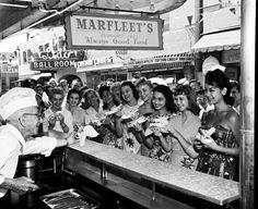 Miss Universe contestants 1958