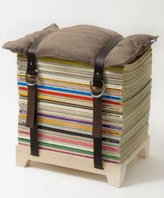 ¿Qué hacéis con las revistas? | Decorar tu casa es facilisimo.com