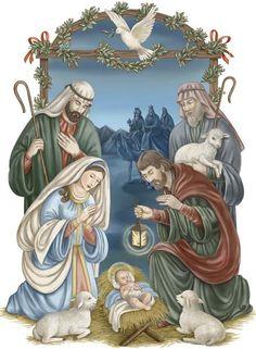 Navidad 1 - Irina Y. Lombardo - Ilustración y Diseño