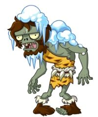 plants vs zombies 2 frostbite caves zombies - Google Search