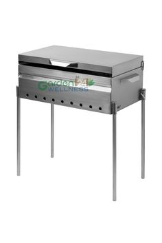 Revive in your garden Stainless Steel Bbq Grill, Woodburning, Grilling, Outdoors, Garden, Garten, Wood Burning, Crickets, Lawn And Garden