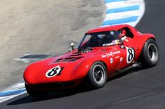 1963 - 1964 Cheetah Chevrolet Coupe - Images, Specifications and Information .. race car