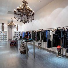 Seyie Design - Zainab boutique in Los Angeles, CA #retail #fashion #luxury #chic #fashionable #interiordesign #interiors