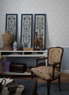 Фотография: Декор в стиле Кантри, Малогабаритная квартира, Квартира, Проект недели, Москва, сталинский дом, Bonhomedesign – фото на InMyRoom.ru