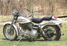 1970 Harley XLCH. This bike is owned by Sam Young, Poquoson, ...