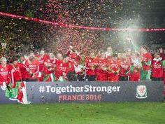 Herzlichen Glückwunsch an das österreichische Nationalteam!