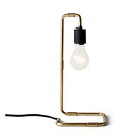 Tibeca Table Lamp, Brass Elegante Messing Tischlampe aus der Tribeca Serie designed by Søren Rose Studio