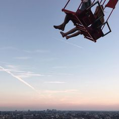 Best view in Amsterdam, Highest Swing in te world. | A'dam Lookout | Amsterdam…