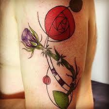 glasgow rose tattoo - Google Search