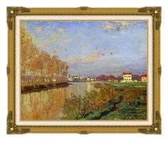 Claude Monet, Vanilla Sky