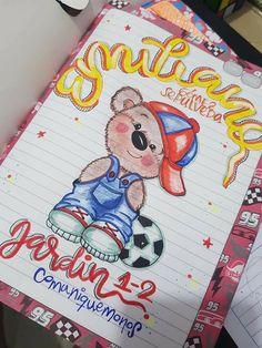 Marti, Border Design, Digital Stamps, Notebook, Bullet Journal, Fictional Characters, Color, Instagram, Sketchbook Cover