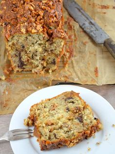 Lasagna, Quiche, Banana Bread, Food And Drink, Low Carb, Sweets, Breakfast, Ethnic Recipes, Desserts