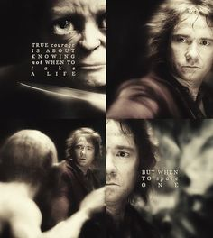 I get goosebumps at this part, and it's arguably one of the very best Hobbit movie moments, not to mention important, in my opinion. :)