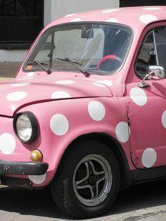 More pink polka dots!!!!