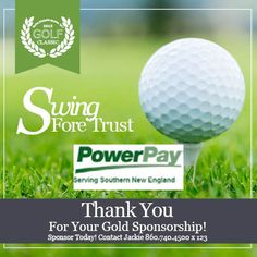 Thank you to Gold Sponsor, PowerPay!