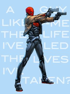 Jason Todd aka The Red Hood. Batman Red Hood, Batman Vs Superman, Young Justice Robin, Hood Wallpapers, Dc Comics, Super Teen, Talia Al Ghul, Red Hood Jason Todd, Couples Cosplay
