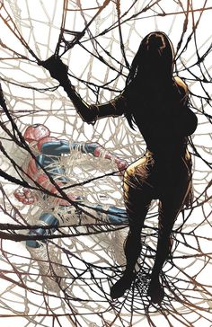 Marvel To Introduce SILK - the 2nd Victim of Bite that Gave SPIDER-MAN His Powers | Newsarama.com