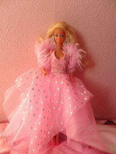 My first Barbie!