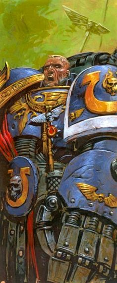 Primarch Roboute Guilliman space marines Ultramarines W40K from http://warhammer40k.wikia.com
