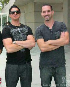 Zak and Nick