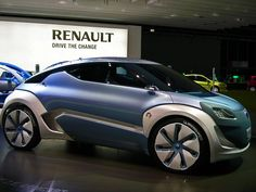 #SouthwestEngines Renault Zoe - is a five-door supermini electric car manufactured by Renault.