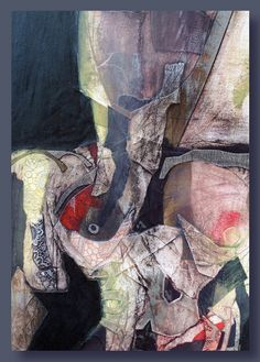 A collagraph print by Cath Bloomfield-a printmaker friend Collagraph Printmaking, Print Box, Lino Cuts, Etchings, Three Dimensional, Mixed Media, Abstract Art, Collage, Plate