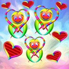 #art #mursau #painting #mursauart #Zeta Zeta mursauart mursau #originalartwork #artwork hearts heart love valentine