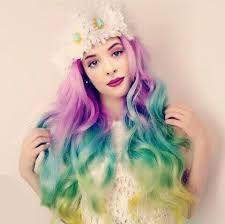 Image result for melanie martinez hair