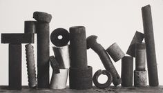 Composition with Two Washers, New York