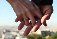 "Dior - ""Oui"" ring <3"