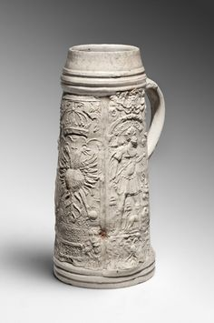 Philadelphia Museum of Art - Collections Object : Tankard with the Imperial Eagle, the Carthaginian General Hannibal, and the God Sol