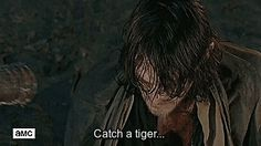 Catch a Tiger - Daryl - Season 6 Finale - TWD
