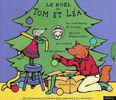 Le Noël de Tom et Léa / Armelle Boy. - Nathan, 2002