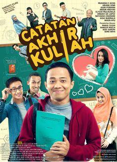 poster official film catatan akhir kuliah