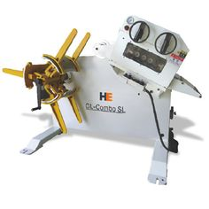 2 In 1 Uncoiler & Leveler from Shenzhen Honger Machine Equipment Co.,Ltd, Brand:HONGER;Model:GL;Condition:New; After-sales Service Provided:Engineers available to service machinery overseas; Feature-1:Save plant area; Feature-2:With CE Certificate; Feature-3:With Stock#industrialdesign #industrialmachinery #sheetmetalworkers #precisionmetalworking #sheetmetalstamping #mechanicalengineer #engineeringindustries #electricandelectronics