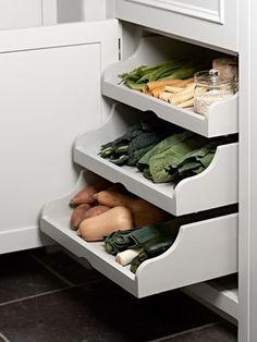 Vegetable trays
