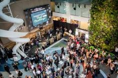Toronto Taste is listed in BizBash's 2015 Top 100 Events in Canada!