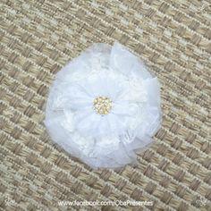 #flor #cabelos #casamento #batizado www.obapresentes.com.br