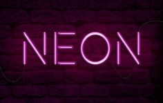 How to Create a Realistic Neon Light Text Effect in Adobe Photoshop - Tuts+ Design & Illustration Tutorial