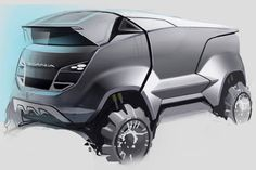 Pforzheim University Summer 2014 – BA - Car Design News